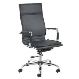 Cadeira Office Eames Presidente Estofada