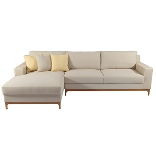 Sofá Living Orleans com Chaise